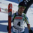Einzelsieger Daniel Zugg. - Einzelsieger Daniel Zugg.