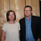 Gertrud Faißt und Vize Bürgermeister Dietmar Fetz - Gertrud Faißt und Vize Bürgermeister Dietmar Fetz