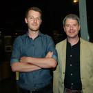 Michael Behmann (Kaufmannschaft Egg) und Thomas Fetz (Obmann der Kaufmannschaft) - Michael Behmann (Kaufmannschaft Egg) und Thomas Fetz (Obmann der Kaufmannschaft)