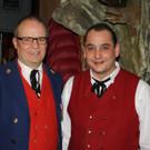 Reinhard Fetz und Dietmar Abel - Reinhard Fetz und Dietmar Abel