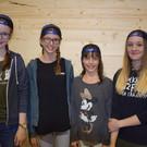 Emma, Katharina, Hannah und Lorena gefiel das Projekt. - Emma, Katharina, Hannah und Lorena gefiel das Projekt.