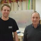 Zunftmeister: Lukas Eberle und Richard Bilgeri - Zunftmeister: Lukas Eberle und Richard Bilgeri