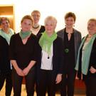 Die Damen vom Kirchenchor Lingenau freuten sich über ihre gelungenen Beitrag. - Die Damen vom Kirchenchor Lingenau freuten sich über ihre gelungenen Beitrag.