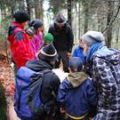 Auch die Kinder erwartet ein erlebnisreicher Nachmittag im Wald. - Auch die Kinder erwartet ein erlebnisreicher Nachmittag im Wald.