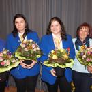 Blumen für die VVF - Damenriege... - Blumen für die VVF - Damenriege...