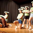 Teenygarde Alberschwende beim Showprogramm zum Verbandstag - Teenygarde Alberschwende beim Showprogramm zum Verbandstag