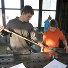 Vom Projekt profitieren Handwerksbetreibe, Schüler und Eltern. - Vom Projekt profitieren Handwerksbetreibe, Schüler und Eltern.
