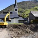 Die Baugrube - Die Baugrube