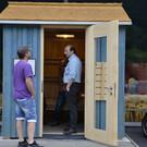 Gemeinschaftsprojekt möbliertes Gartenhaus - Gemeinschaftsprojekt möbliertes Gartenhaus