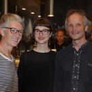 Brigitte, Lea und Hermann Nenning - Brigitte, Lea und Hermann Nenning