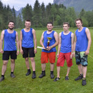 Die Siegermannschaft, Feuerwehr Bezau - Die Siegermannschaft, Feuerwehr Bezau