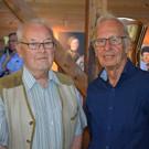 Altbgm. Leopold Willi und Architekt Jakob Albrecht. - Altbgm. Leopold Willi und Architekt Jakob Albrecht.