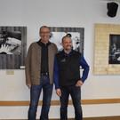 Fotograf Dieter Ege und Geschäftsführer Gerald Grabherr - Fotograf Dieter Ege und Geschäftsführer Gerald Grabherr