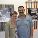 Karin und Anton Beer abgebildet im neuen Fotobuch - Karin und Anton Beer abgebildet im neuen Fotobuch