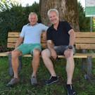 Geschichten von Peter Moser und Gerhard Lipburger können gehört werden. - Geschichten von Peter Moser und Gerhard Lipburger können gehört werden.