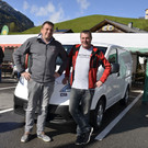 Florian Beer - BEFO lud zur Testfahrt ein - Florian Beer - BEFO lud zur Testfahrt ein