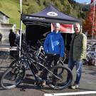 Martin Fuchs informierte über die neusten E-Bike - Martin Fuchs informierte über die neusten E-Bike