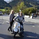 Die E-Mopeds wurden ausgiebig getestet - Die E-Mopeds wurden ausgiebig getestet