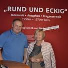 Egg-Museum Obmann Andreas Hammerer und Erika Waldner vom Verinevorstand - Egg-Museum Obmann Andreas Hammerer und Erika Waldner vom Verinevorstand