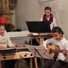 Pia, Diana Sophia und Diana vom Saitenmusikensemble der Musikschule Bregenzerwald. - Pia, Diana Sophia und Diana vom Saitenmusikensemble der Musikschule Bregenzerwald.