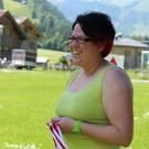 Barbara Albrecht, Obfrau des Vorarlberger Familienverband Schoppernau. - Barbara Albrecht, Obfrau des Vorarlberger Familienverband Schoppernau.