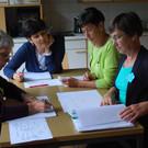 Gruppenarbeiten stärken die Gemeinsamkeit - Gruppenarbeiten stärken die Gemeinsamkeit