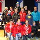 SCBW Mannschaft mit Trainer Martin Muxel - SCBW Mannschaft mit Trainer Martin Muxel