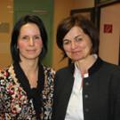 Initiatorinnen: Petra Raid und Renate Mennel. - Initiatorinnen: Petra Raid und Renate Mennel.