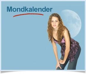 Vorarlberg Online Mondkalender